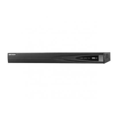 Hikvision digital technology : Embedded Plug & Play NVR, 4-Channel, PoE - Zwart