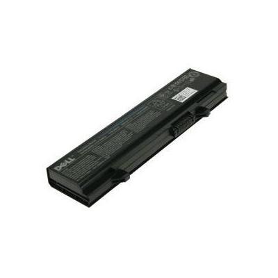 Dell batterij: RM661, Li-Ion, 11.1 V, 5000 mAh, 56 Wh, 6 cell, 322 g, Black - Zwart