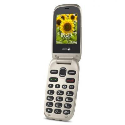 Doro mobiele telefoon: 6030 - Champagne