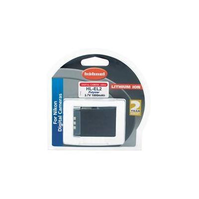 Hahnel HL-EL2 Battery for Nikon Digital Camera