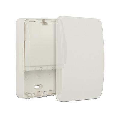 DeLOCK 86262 Inbouweenheid - Wit
