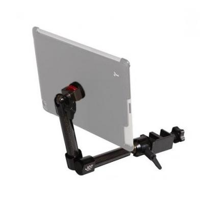 The Joy Factory Wheelchair Mount, iPad mini Houder - Zwart