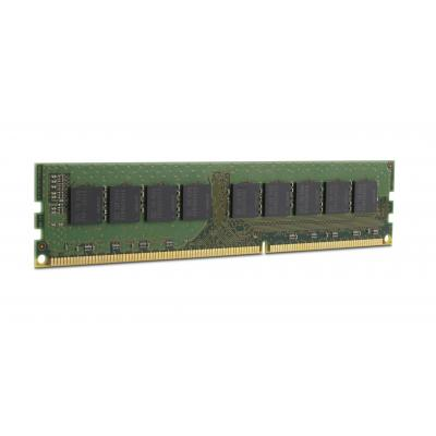 Hp RAM-geheugen: 8 GB (1 x 8 GB) DDR3-1600 MHz ECC RAM