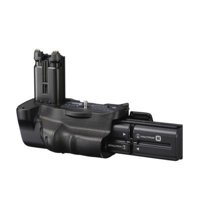 Sony digitale camera batterij greep: VG-C77AM - Zwart