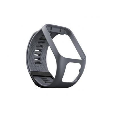 Tomtom : Runner 3-/Spark 3-horlogebandje (grijs - small)