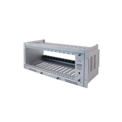 ComNet EU & UK Cord, 70W, 90-264V, 1.25A, 190x482x175mm, Stainless Steel Rack - Roestvrijstaal