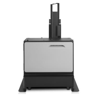 Hp printerkast: Officejet Enterprise printerkast en -standaard - Zwart, Grijs