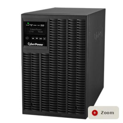 CyberPower OL3000EXL UPS - Zwart