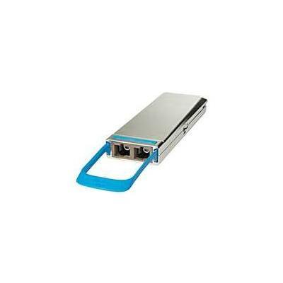 Cisco netwerk tranceiver module: (CPAK-100G-LR4=) CPAK-100G-LR4 Transceiver module, 10km SMF