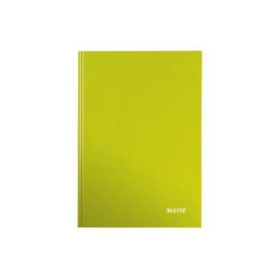 Esselte schrijfblok: Leitz WOW Hardcover A5 - Groen