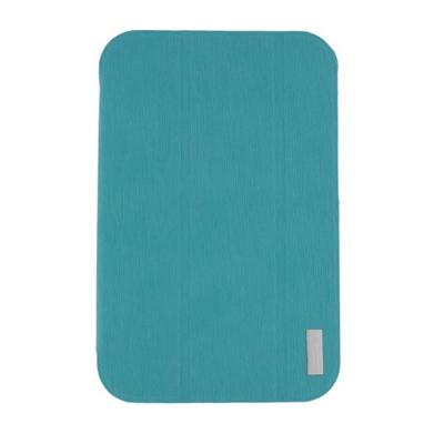 ROCK Elegant Side Flip Tablet case - Turkoois