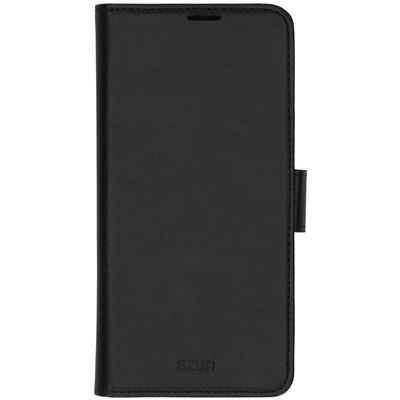 Book-style Wallet Case Motorola One Vision - Zwart - Zwart / Black Mobile phone case