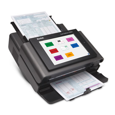 Kodak Alaris Alaris 730EX Plus Scanner - Zwart