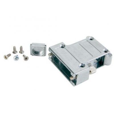Conec D-SUB, IP 20 Kabel connector - Metallic