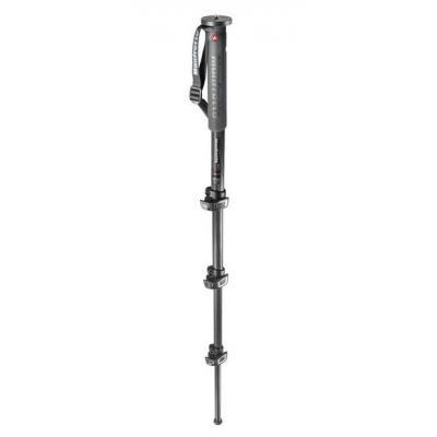 Manfrotto : XPRO Monopod+, 600 g, 164.5 cm, 7 kg - Zwart