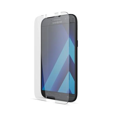 Behello screen protector: Samsung Galaxy A5 (2017) High Impact Glass Black - Transparant