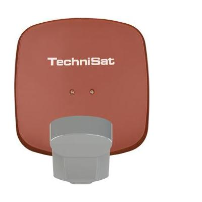 TechniSat Multytenne DuoSat Antenne - Rood