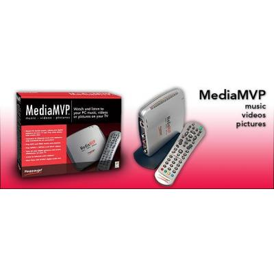 Hauppauge TV tuner: MEDIA-MVP