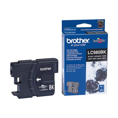 Brother LC-980BKBPDR inktcartridges