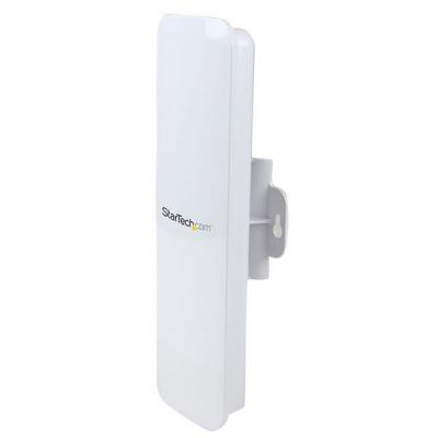 Startech.com WiFi access point: Outdoor Wireless-N Access Point 5GHz 802.11a/n PoE-Powered WLAN AP - Wit