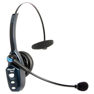 BlueParrott B250-XTS Headset - Zwart,Blauw