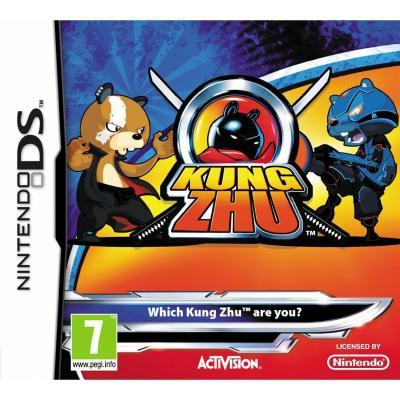 Activision game: Zhu Zhu Pets Kung Zhu, Nintendo DS