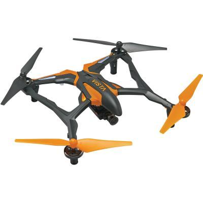 Dromida drone: Vista FPV - Zwart, Oranje