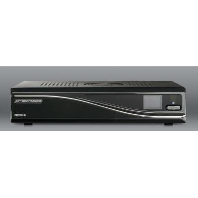 Dreambox ontvanger: DM820 HD - Zwart