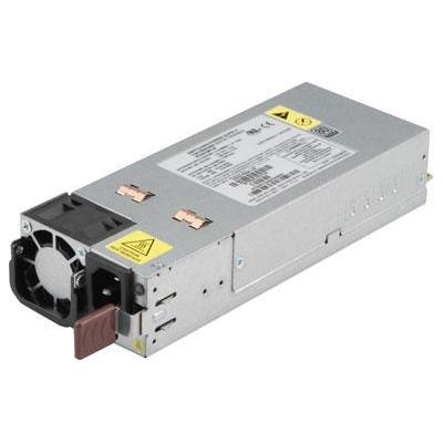 Supermicro 750W, 62.5A, 185 x 73 x 40 mm, PM Bus Power supply unit - Metallic