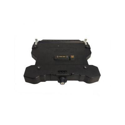 Getac Cradle without Pass-through for S410 Docking station - Zwart