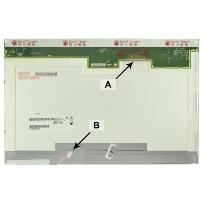 2-power notebook reserve-onderdeel: 2P-LTN170X2-L02 - Zwart