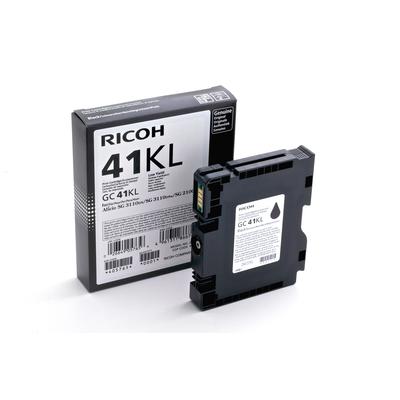 Ricoh GC 41KL, 600 pagina's Inktcartridge - Zwart