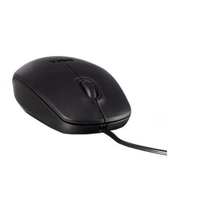 DELL 11D3V Muis - Zwart