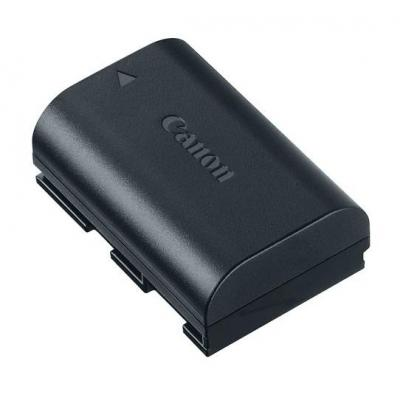 Canon batterij: LP-E6N - Zwart