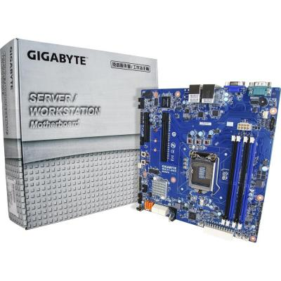 Gigabyte MX31-BS0 (rev. 1.1) Server/werkstation moederbord