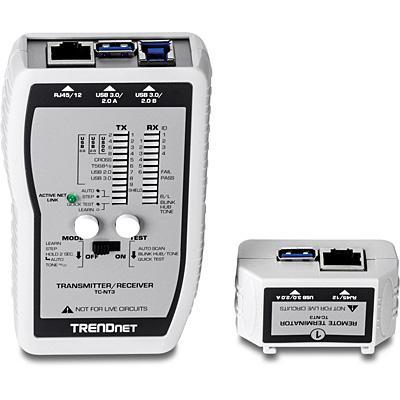 Trendnet TC-NT3 cable network testers