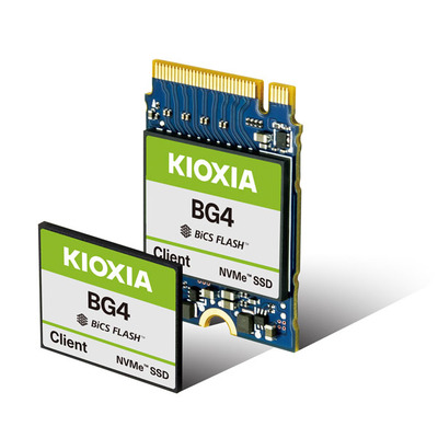 Kioxia KBG40ZNS128G solid-state drives