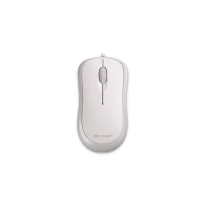 Microsoft computermuis: Ready Mouse - Wit