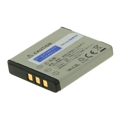 2-Power DBI9675A Batterijen voor camera's/camcorders