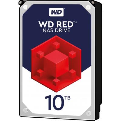 Western digital interne harde schijf: 10TB RED Pro 256MB