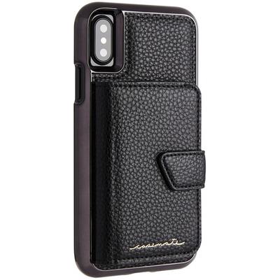 Case-mate Compact Mirror Mobile phone case - Zwart