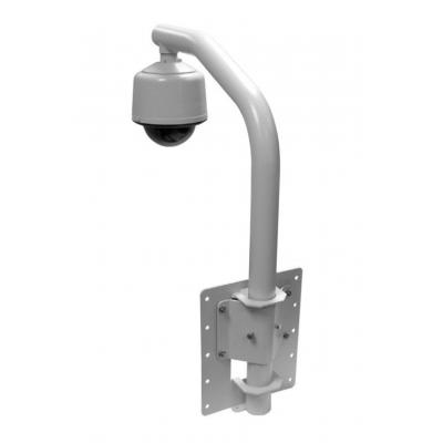 Pelco PP350/PP351/PP450/PP451 Mount PARAPET, Wall/Rooftop Mount, Spectra, DF5, And DF8 Domes Beveiligingscamera .....