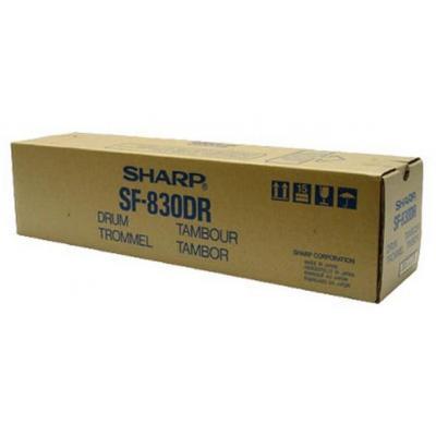 Sharp SF-8300, 8400, 8500, 8800 Black, Standard Capacity, 120000 pages, 1-pack Drum - Zwart
