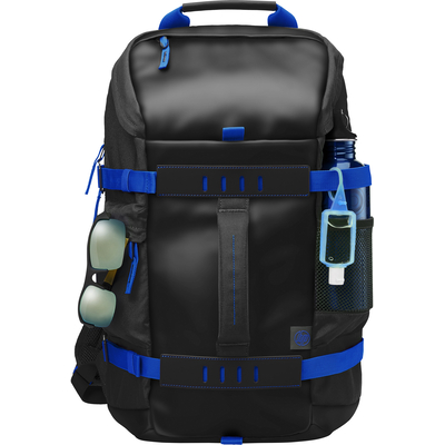 HP 15,6-inch zwart/grijs Odyssey-backpack Rugzak