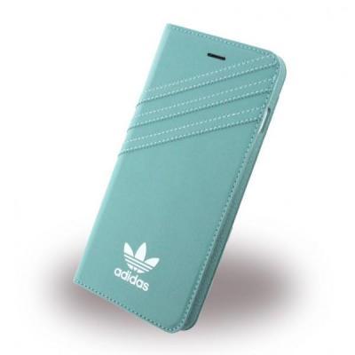 Adidas mobile phone case: Originals, moulded, iPhone 7 Plus, green - Groen