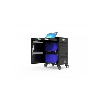 """Port Designs 20 tablets, 1 notebook, 17"""", 220-240 v, 50/60 Hz, 8 A, 36000 g Portable device management ....."""