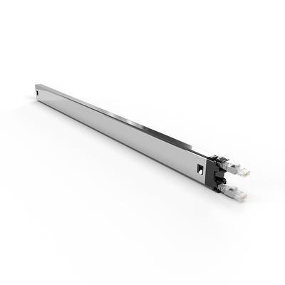 PATCHBOX ® Plus+ Cat.6a Cassette (STP, Grey, 1.8m / 30RU) Netwerkkabel - Grijs