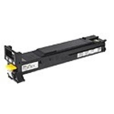 Konica Minolta Zwartcartridge voor MagiColor 5550/5570 Toner