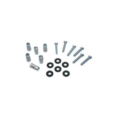 Hp schroef en bout: Screw Kit Refurbished - Metallic