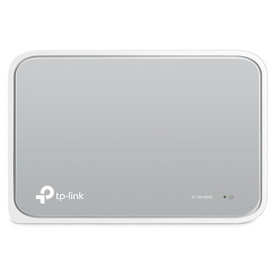 TP-LINK TL-SF1005D Switch - Wit